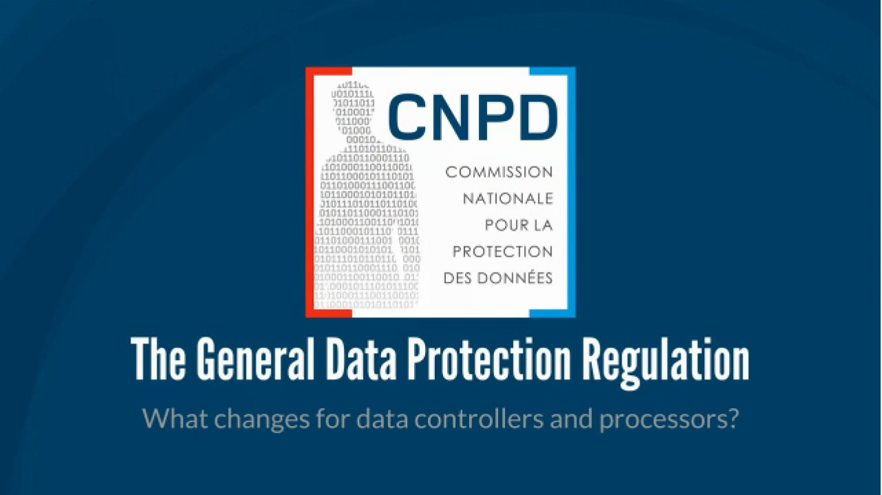 The General Data Protection Regulation - What changes for data controllers and processors?