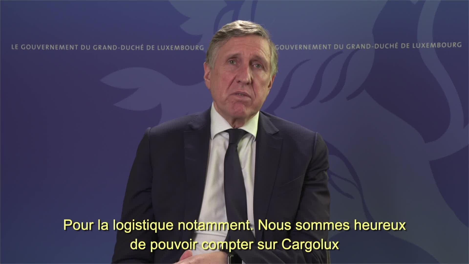 Covid19 - Le Vice-Premier ministre, François Bausch, informe (Mobilité)