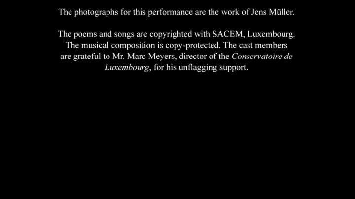 I Am Viola da Gamba of the Singing Building, de Dana Rufolo (2005)