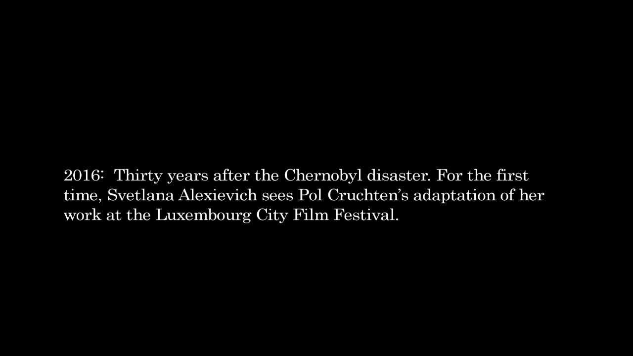 Luxembourg moments – Svetlana Alexievich, lauréate du prix Nobel de la littérature 2015