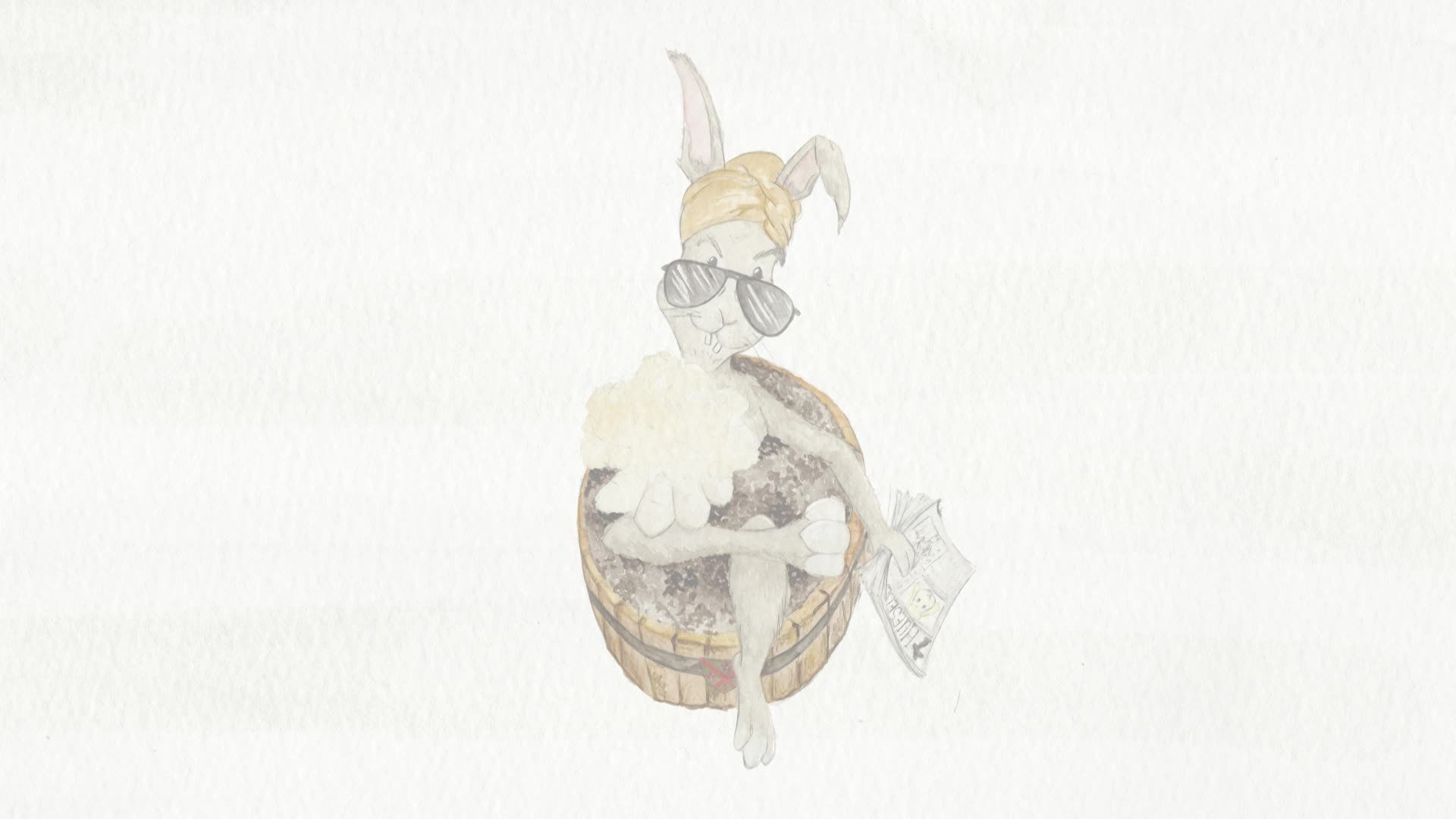 »De Wëlle leeft am Bësch« (vu 4 Joer un) vum Diane Orban & Myriam Karels (Editions Schortgen)