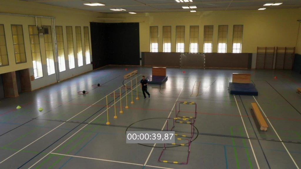 Épreuve sportive (Examen-concours) - Vidéo 'GovJobs' - 2019 - Police Grand-Ducale (Final Version)